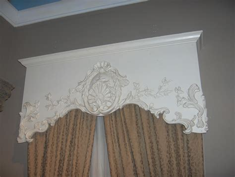 Decorating Inspiring Cornice Boards For Your Interior