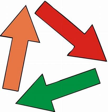 Arrows Clipart Transition Directional Arrow Clip Fun