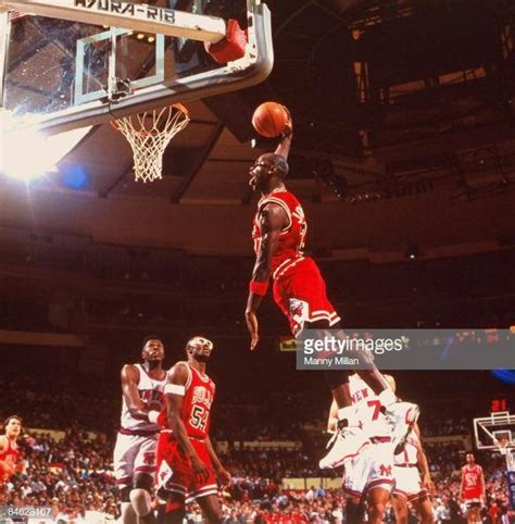 Chicago Bulls Michael Jordan Pictures  Getty Images