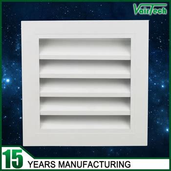 home design outlet center ventilation customized size air conditioner louver air
