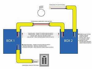 Master Switch Wiring Diagram For House