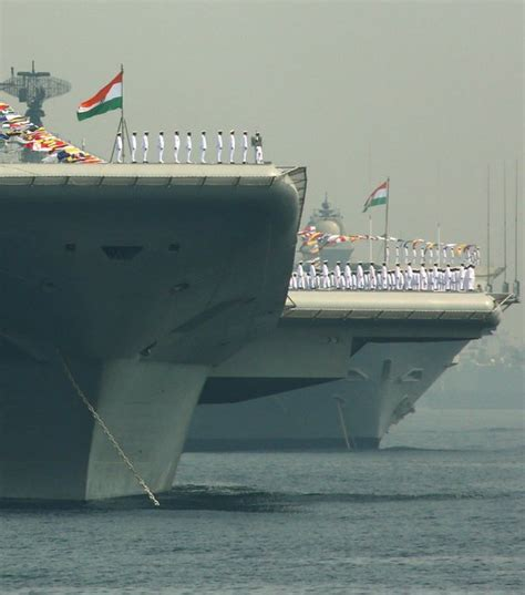 Ins Viraat Begins Its Final Voyage. Here's What You Should