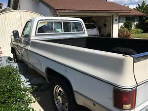 1973 Chevy C20 Pickup Truck 454 Turbo 400 Hd For Sale