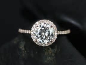 circular engagement rings halo engagement rings diamondstud
