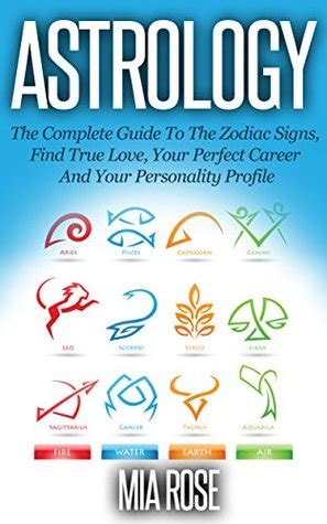 astrology  complete guide   zodiac signs find true love  perfect career