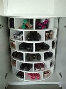 Rangement à Chaussures : rangement chaussure placard ~ Teatrodelosmanantiales.com Idées de Décoration