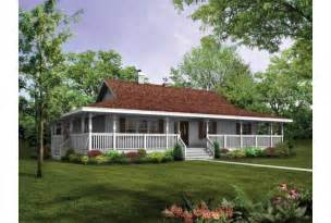 farmhouse plans with wrap around porch eplans farmhouse house plan wraparound porch to capture beautiful views 1601 square and