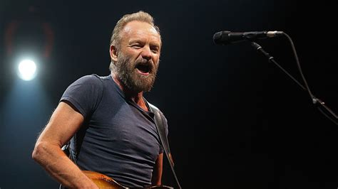He received his name from a striped sweater he wore which looked like a bee. Sting revive su etapa más rockera en un íntimo show en ...
