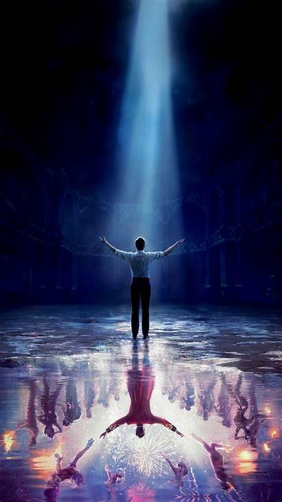 Showman Greatest Wallpapers Iphone Resolutions Mobiles 2560