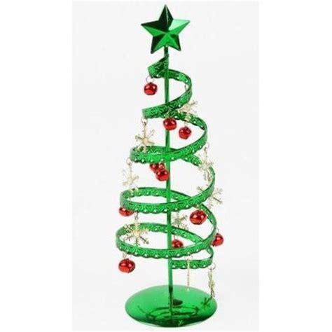 spiral christmas tree  small bells  snowflake