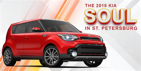 Crown Kia by 2018 Soul For Sale In St Petersburg Crown Kia Near