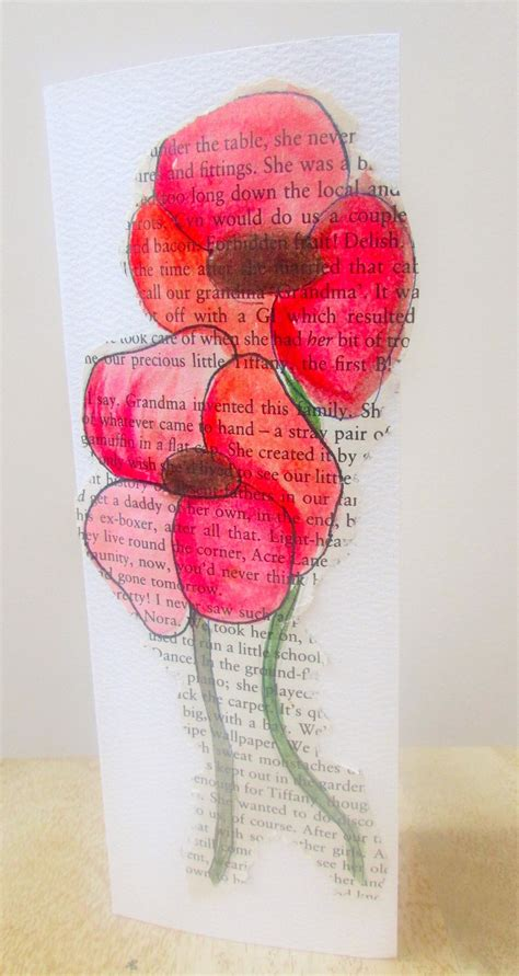 craft ideas  kids watercolour poppy remembrance day