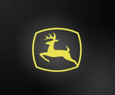 john deere logos images  pinterest