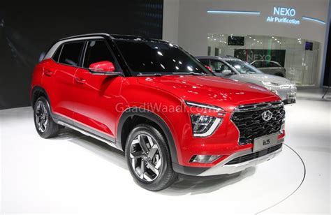 hyundai creta debuts  shanghai motor show
