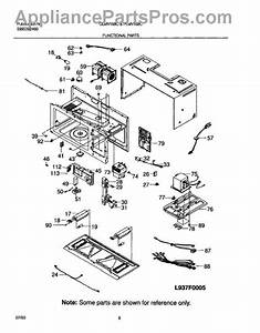 Parts For Frigidaire Glmv168cq1  Functional Parts