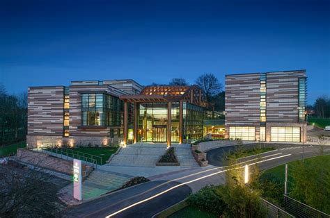 Eco Hotel University of Nottingham - e-architect