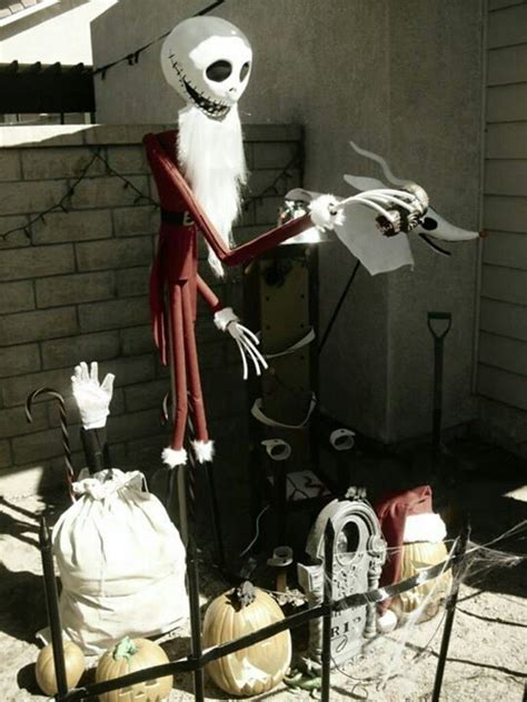 Nightmare Before Yard Decorations by Nightmare Before Decorations