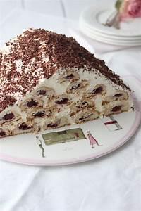 Sahne Kirsch Torte Lisbeths