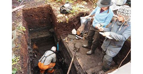 14,000-Year-Old Village Unearthed in Canada
