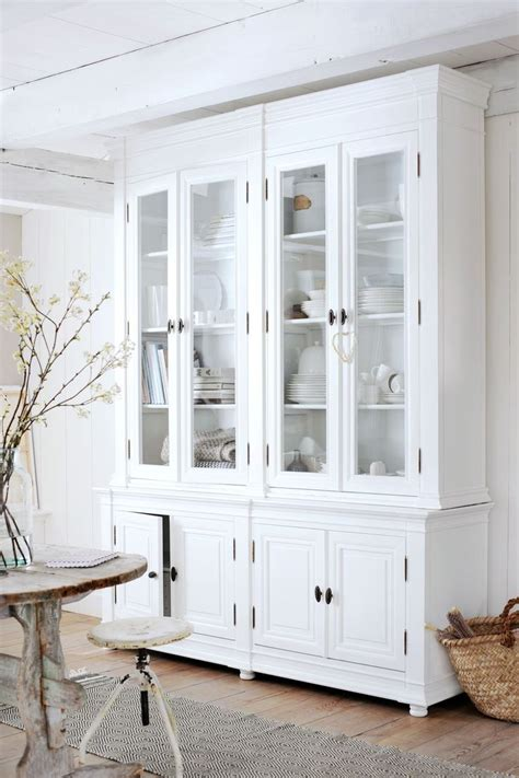 kitchen furniture hutch sideboards astounding white hutch with glass doors white