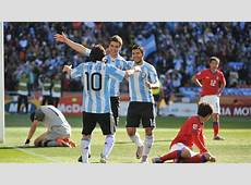 Argentina Lionel Messi Fifa World Cup Argentina National
