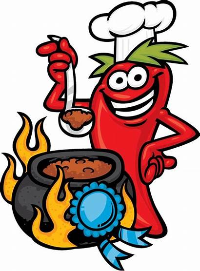Chili Clipart Cooking Competition Pot Clip Cook