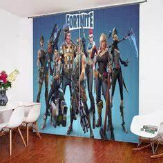 3d Led Lamp Design 3d Customize Fortnite Bedding Set Duvet Cover Set Bedroom