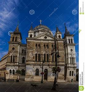 Catholic Church Of Pentecost In Lodz, Poland Stock Photo ...