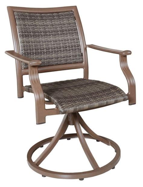 high back swivel patio chairs high back swivel rocker patio chairs coral coast