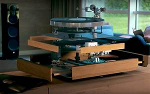 Learn How A Turntable Works With This Superb Exploded View