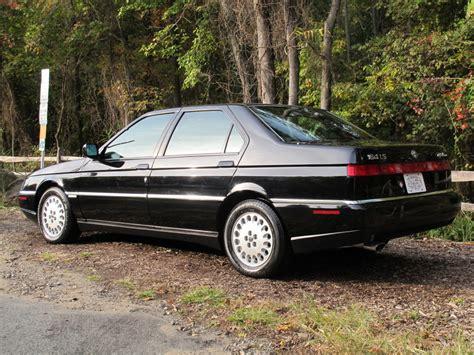 1995 Alfa Romeo 164ls  Classic Italian Cars For Sale