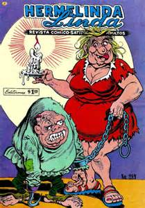 Comics Mexicanos de Jediskater: Hermelinda Linda No 289