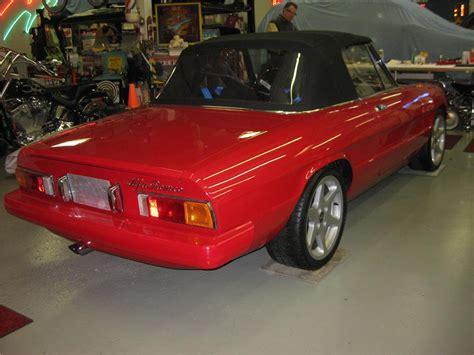 1978 Alfa Romeo Spider by 1978 Alfa Romeo Veloce Custom Spider 96993
