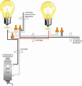 Electrical Engineering World  Wiring Light Fixtures In Series