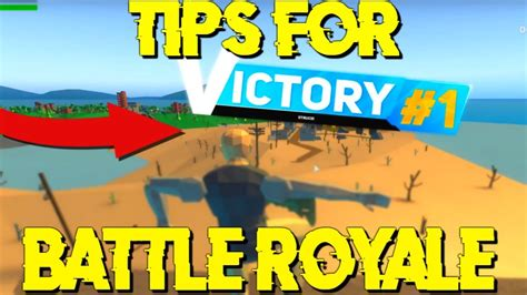 tips  battle royale  strucid youtube