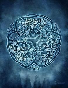 Tatouage Loup Celtique : les 25 meilleures id es de la cat gorie symboles celtiques sur pinterest tatouages de symboles ~ Farleysfitness.com Idées de Décoration