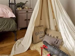 Tipi Chambre Garçon : chambres de gar on 40 super id es d co elle d coration ~ Teatrodelosmanantiales.com Idées de Décoration