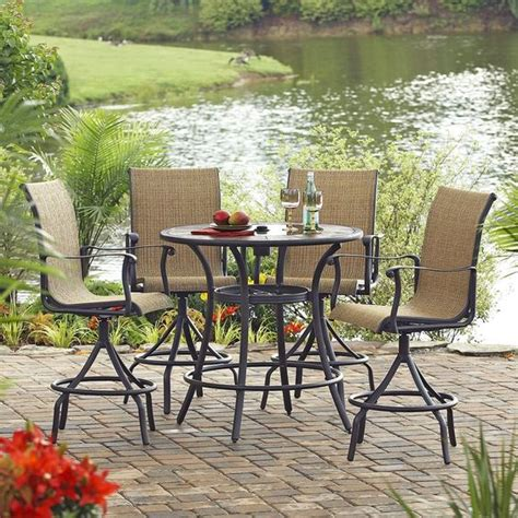 allen roth dining sets and outdoor dining set on pinterest