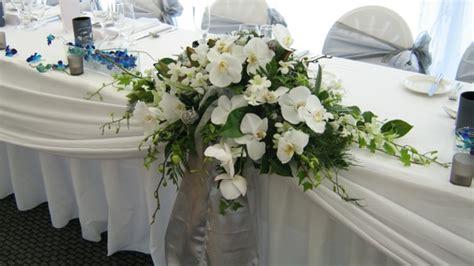 decoration orchidee pour mariage la d 233 coration florale pour mariage le jeu inspirant de la f 234 te archzine fr