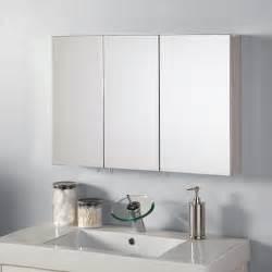 carrington stainless steel corner medicine cabinet bathroom