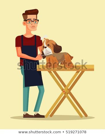 groomer stock images royalty  images vectors