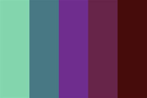 palette change