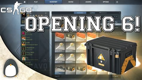 cs go the weapon 2 unboxing 6