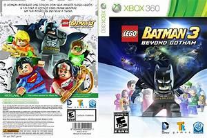 Capa LEGO Batman 3 Beyond Gotham Xbox 360 - Gamecover ...