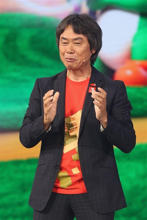 Shigeru Miyamoto - Shigeru Miyamoto Photos - Ubisoft ...
