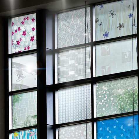 Sichtschutz Fenster Folie Transparent by Fensterfolien Sichtschutz Ausgezeichnet Fensterfolie