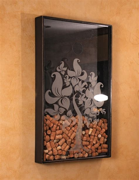 Wines Cork Holder Wall Frame Decoration by Wall Decor Wine Cork Holder Must Remember