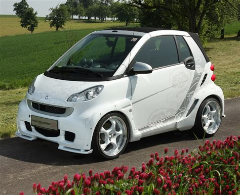 smart car königseder wide body kit for smart fortwo