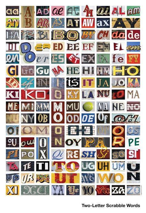 Nigel French — Two Letter Scrabble Words Scrabble Words