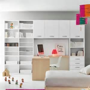 Libreria E Scrivania Mondo Convenienza: Libreria a giorno bianco ...